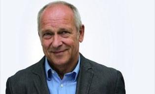 This picture shows Professor emeritus Gerd-Axel Ahrens.