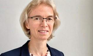Das Bild zeigt Frau Prof. Regine Gerike.
