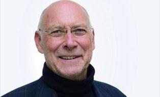This picture shows Professor emeritus Reinhold Maier.