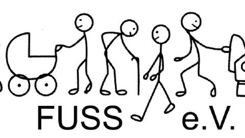 Logo des Fuss e. V.