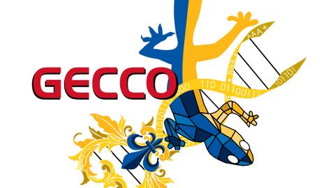 Logo der GECCO-Konferenz 2021