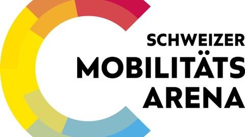 Logo der Schweizer Mobilitätsarena