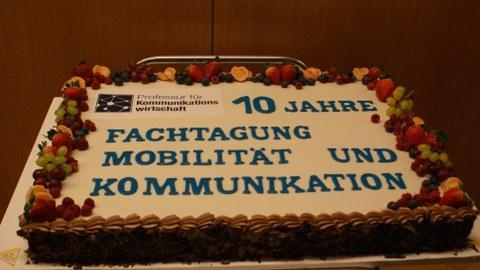 """10 Jahre """"Mobilität& Kommunikation"""""""