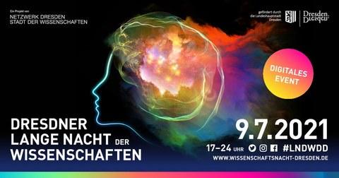 Dresdner Lange Nacht der Wissenschaften 2021