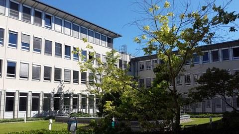 Innenhof Würzburger Str. 35