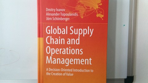 Cover Textbook GSCM
