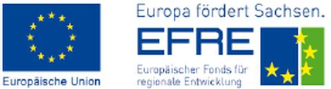 EU-Logo Förderung