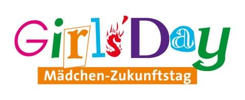Grafisches Logo des Girls Day