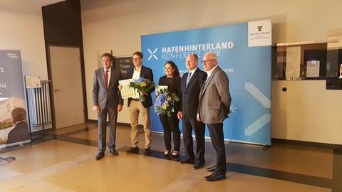 Preisträger Transferpreis Mobilität und Logistik 2018