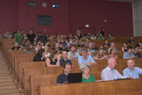 Fakultätsvollversammlung Auditorium