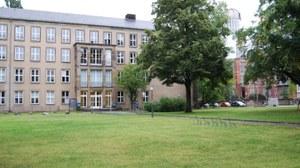 Fakultätsgebäude der Verkehrswissenschaften, Gerhart-Potthoff-Bau, TU Dresden