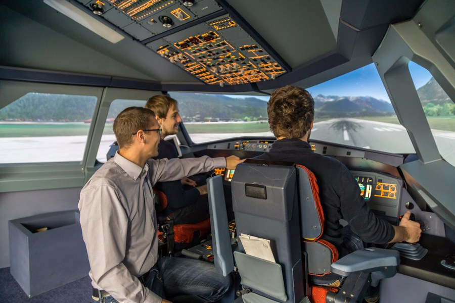 Degree programme Air Transport and Logistics (Master