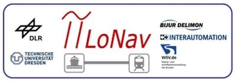 Logo des Projekts PiLoNav