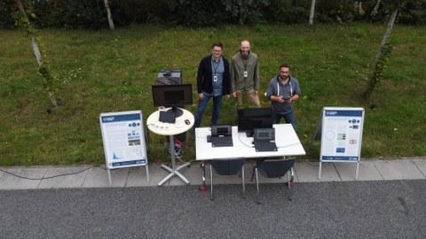ICL Demo Smart Parking Setup