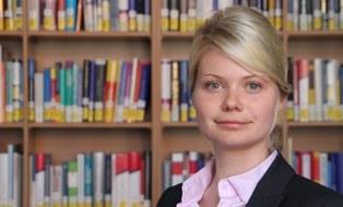 Portrait of Stefanie Einhorn