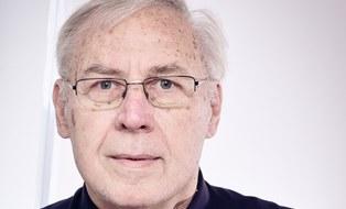 Portrait of Herbert Waldert