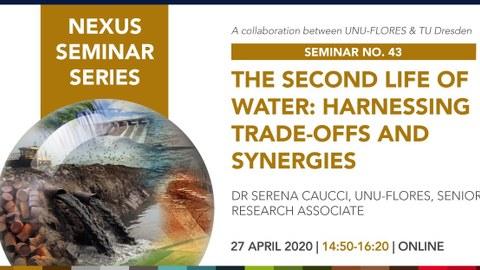 Nexus Seminar 27.04.2020