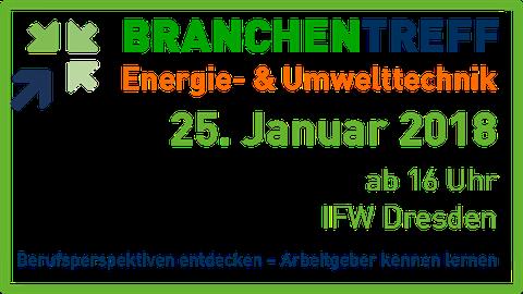 Branchentreff Energie- und Umwelttechnik