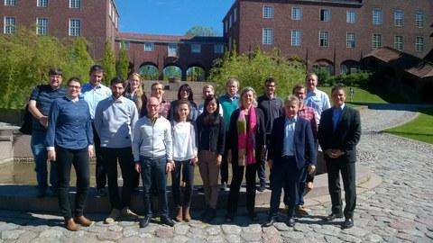 REFLEX Projekttreffen Stockholm