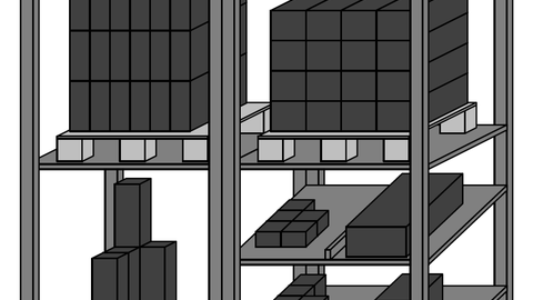 ICCL2021 - warehouse design problem