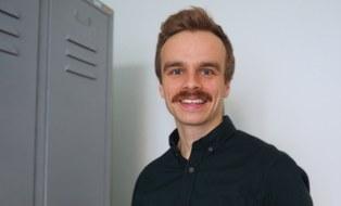 Hier is a picture of Benedikt Zipfel.