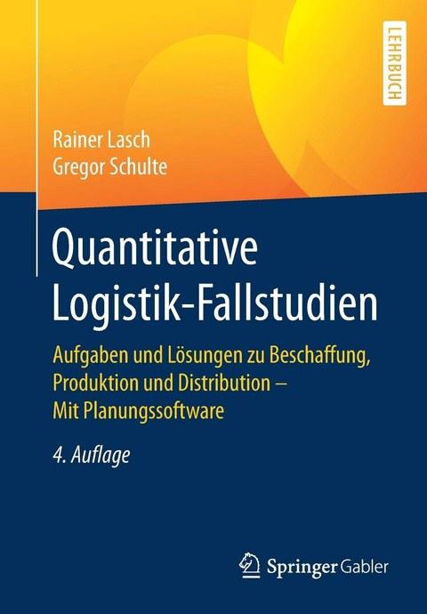 Cover Logistik Fallstudien