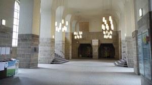 Eingangshalle Schumannbau