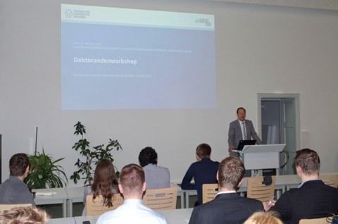 Vortrag Prof. Lasch