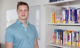 Mitarbeiter Christian Flechsig