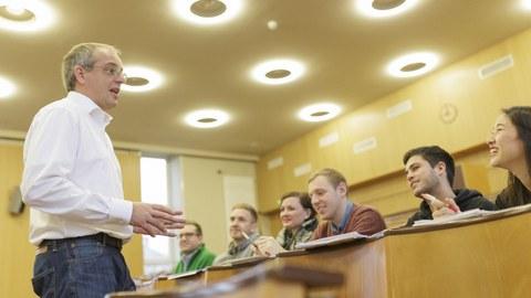 Prof. Dr. Florian Siems