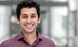 Das Bild zeigt ein Portrait von Awais Malik.