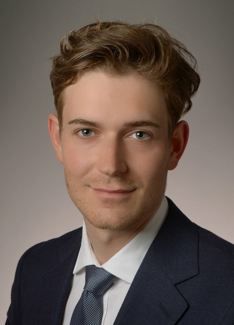 Martin Gäumann, M.Sc.