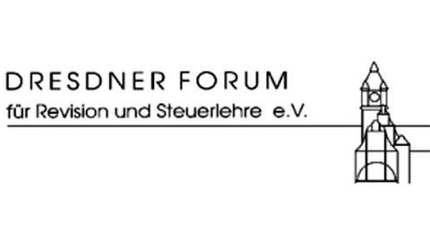 Logo Dresdner Forum für Revision und Steuerlehre e.V.
