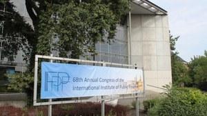 IIPF 2012 Banner