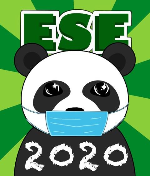 Zu sehen ist das Logo der ESE Woche