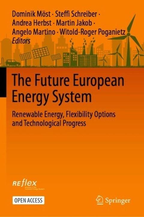 Buchtitel The European Energy System