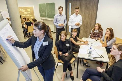 Workshop Unternehmen