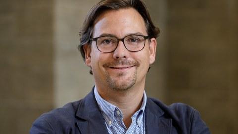 Porträt Prof. Christian Leßmann