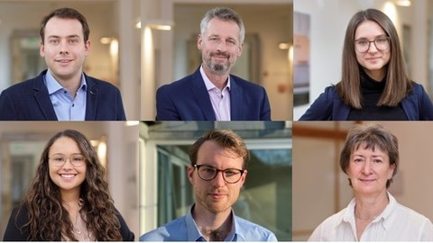 Die Mitglieder des Lehrstuhls April 2021