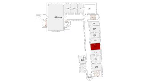 Gebäudeplan TIL210