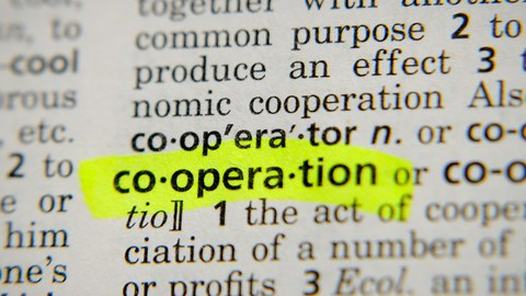 Cooperation Dictionary