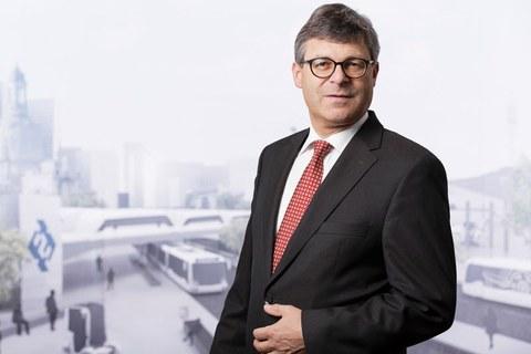 Porträt Prof. Dr. Schmauder