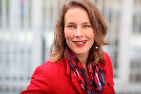 Porträt von Anne-Katrin Haubold