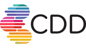 CDD-Logo small background
