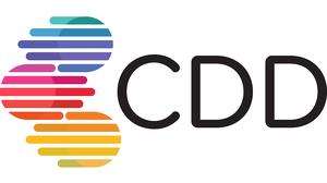 CDD-Logo small background