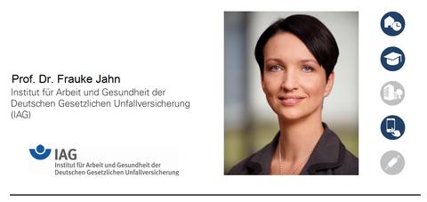 Prof. Dr. Frauke Jahn