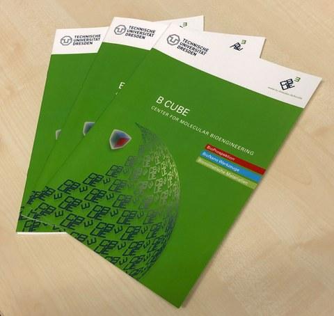 B CUBE brochures