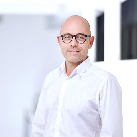 Portrait of Daniel Müller
