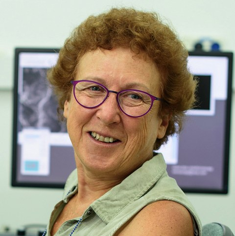 Portrait of Lia Addadi