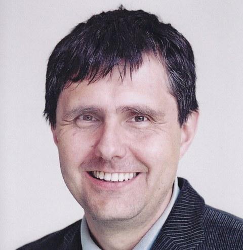 Portrait of Peter Fratzl